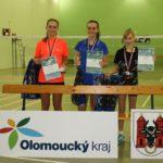 vítězky kategorie U15