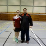 s trenérem Radkem Votavou